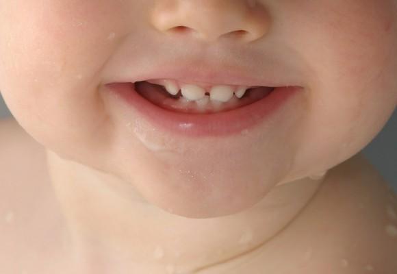 Pojava prvih zubića