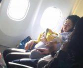 Beba rođena u avionu besplatno će letjeti cijeli život