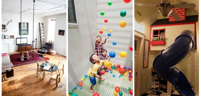 31 način da vašu kuću pretvorite u raj za djecu