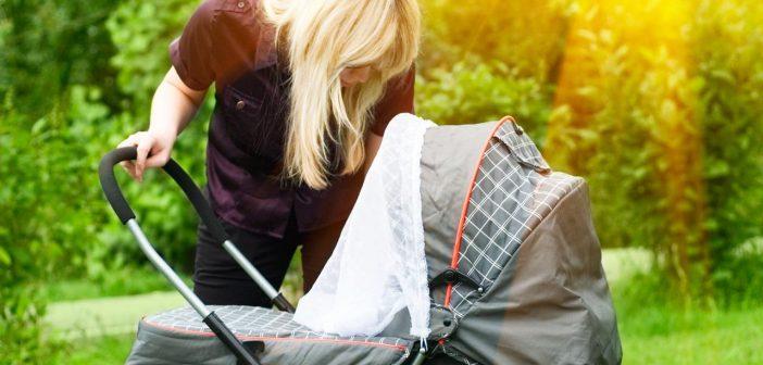 Prekrivanje dječjih kolica maramama i gazama može biti jako opasno! Evo i zašto