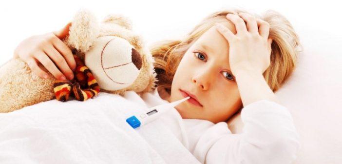 Kod djece je teško razlikovati jednu virusnu infekciju od druge