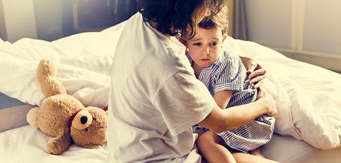 Šta sve može izazvati bijes i strah kod dvogodišnjeg djeteta