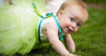 Baby-Crawling
