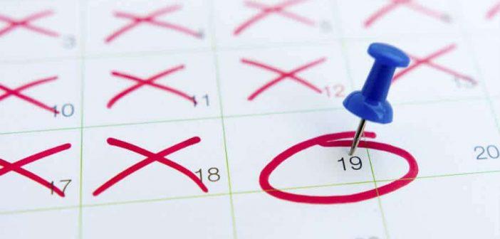 Kako izračunati plodne dane?